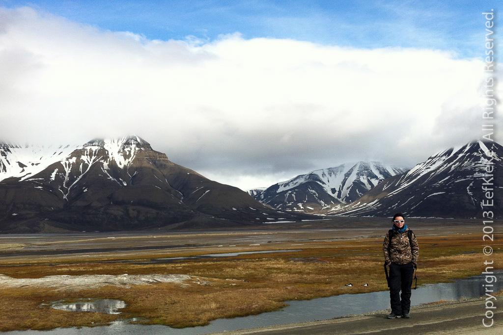12 Eef op Spitsbergen