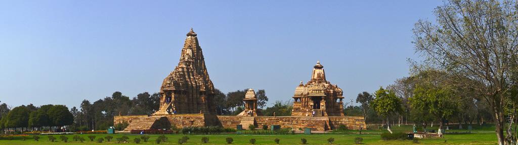 16 Tempels van Khajuraho