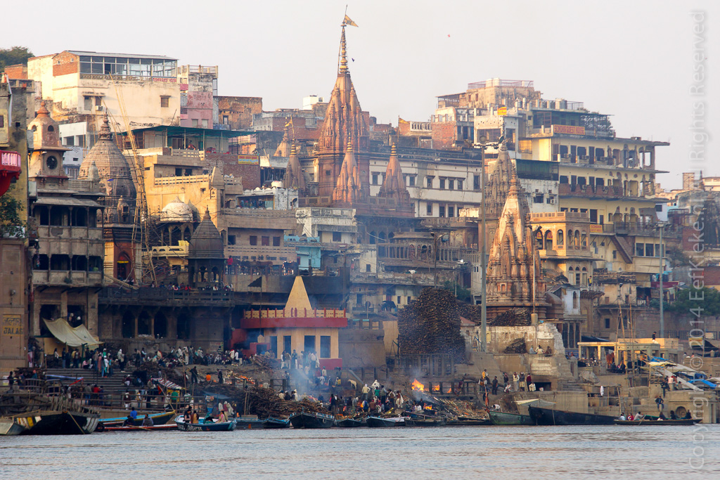 3. Burning Ghat