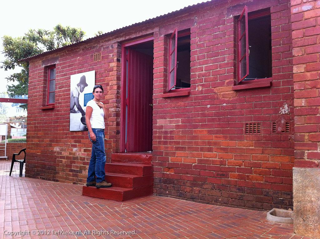 30 Huisje van Mandela
