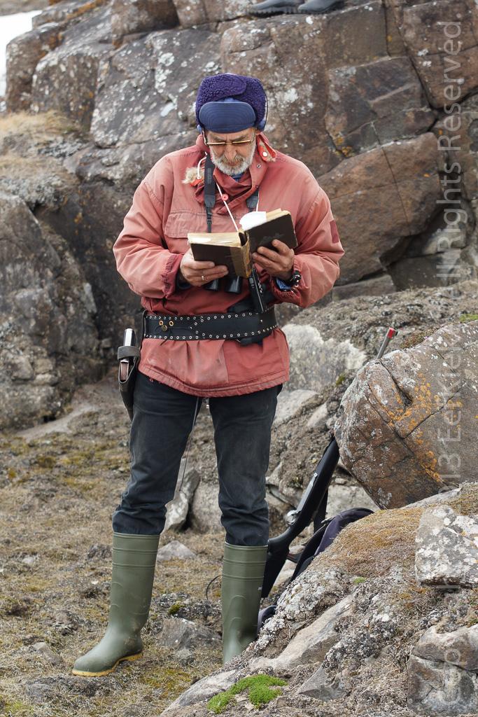 34, Het grote Spitsbergen verhalenboek