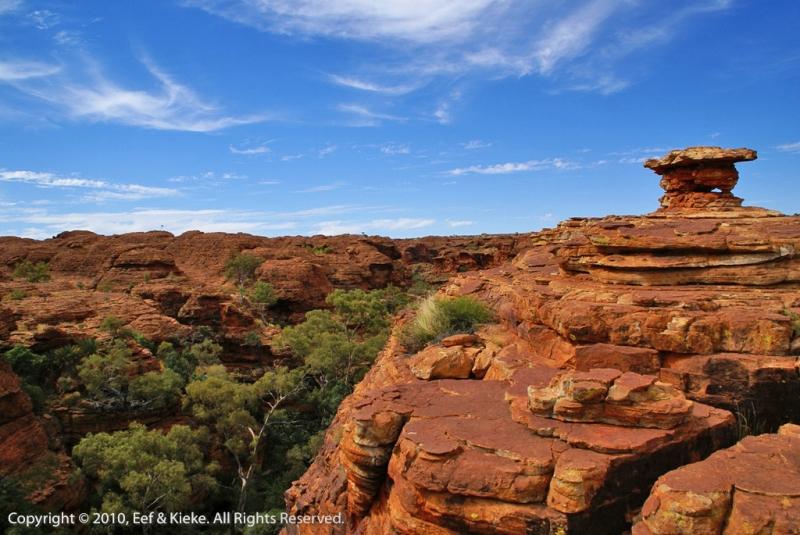 Kings-Canyon-uitzicht-naar-Lost-City-2