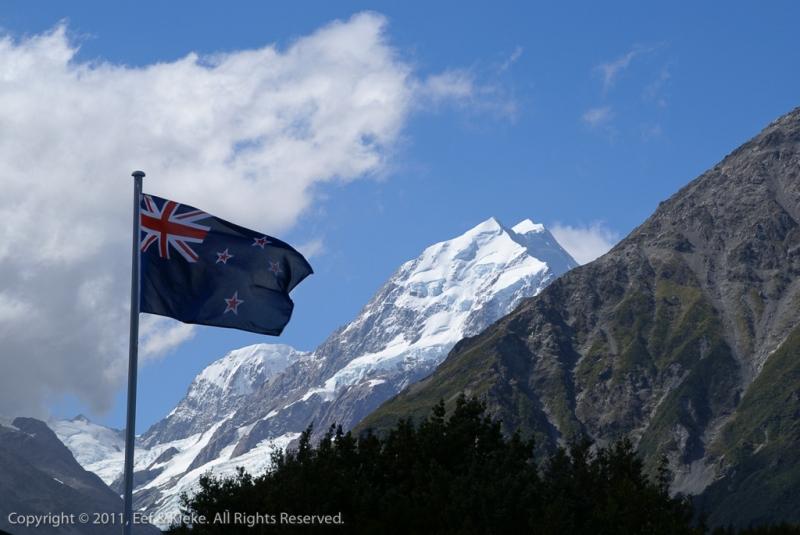 Mount-Cook-Nieuw-Zeelands-trots