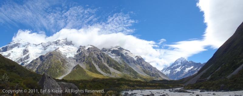 Mount-Sefron-en-Mount-Cook