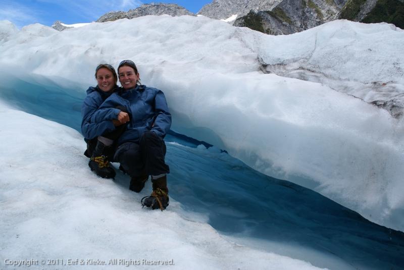 Voor-de-gletsjerspleet