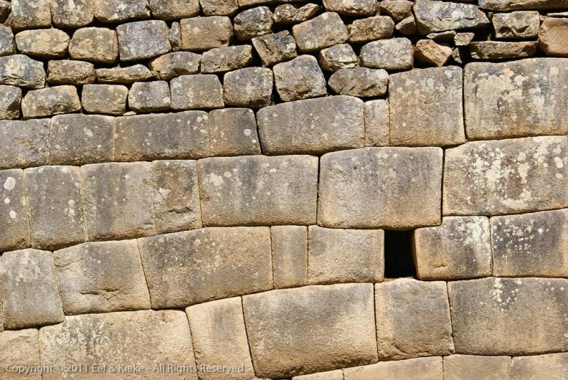 Inca-puzzelstukjes