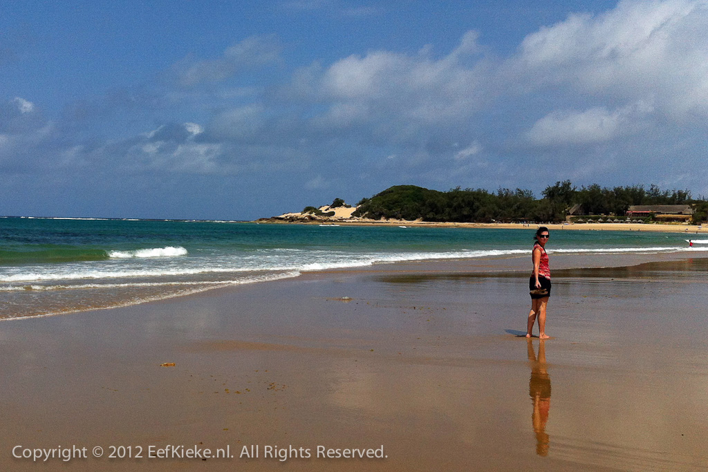 14 Strandwandeling