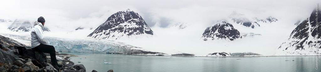 17 Gully Glacier en Eef