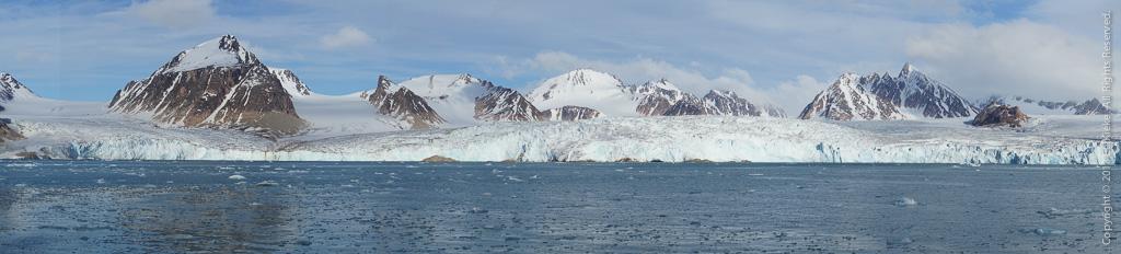18 Smeerenburg gletsjer