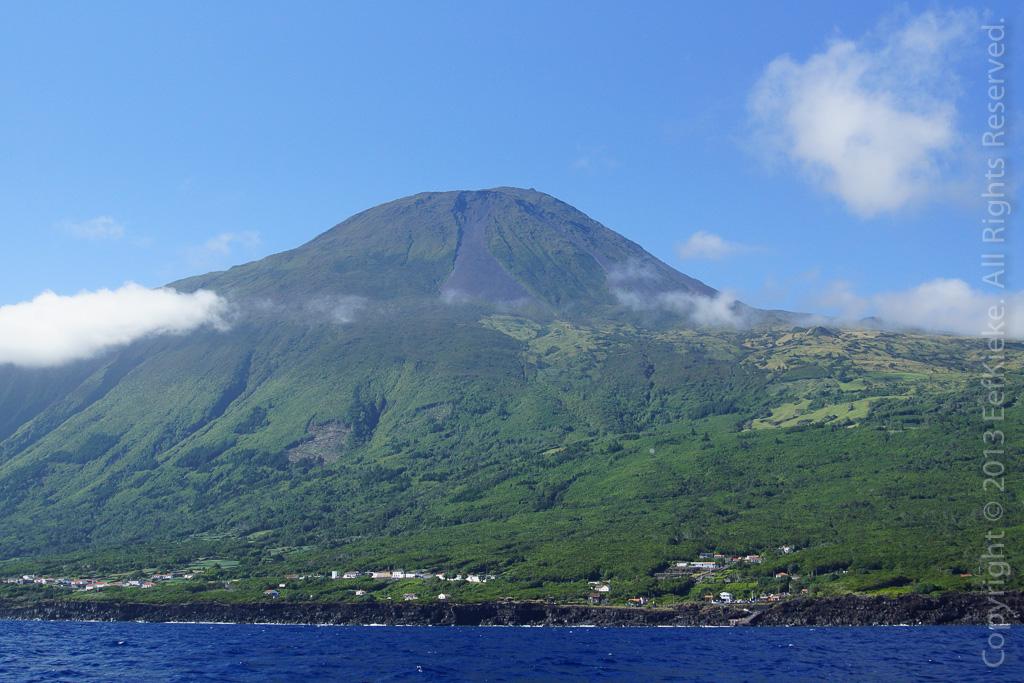 21 Pico vulkaan