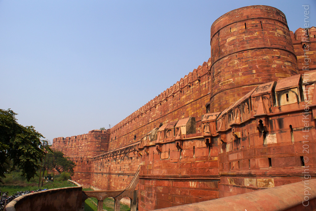 26.1 Red fort Agra