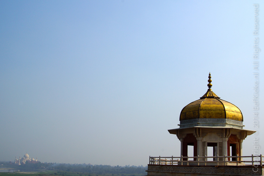 26.4 Prison tower Agra Fort