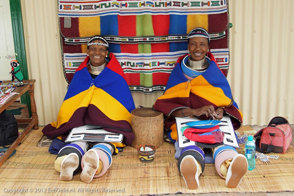 29 Ndebele dames