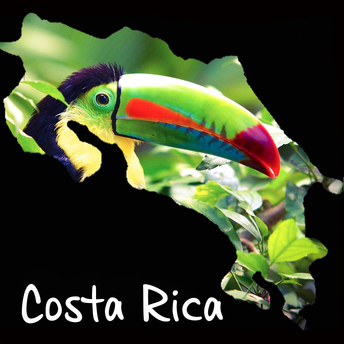 Costa Rica landen 2